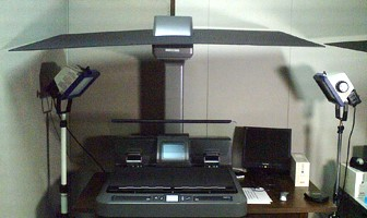 Copibook Colbalt HD scanner
